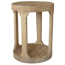 Recycled Timber Frans Side Table