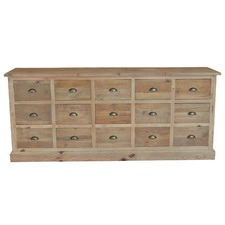 Jace Recycled Wood Sideboard