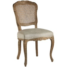 Jasie Dining Chair Weathered Oak