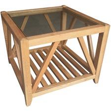 Bennett Oak Side Table