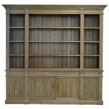 Dundee Oak Bookcase