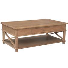 Embrace Oak Wood Coffee Table