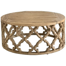 Sirah Wooden Coffee Table