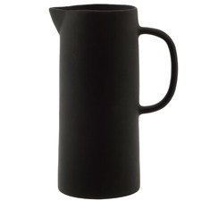 Black Classic Denso 660ml Ceramic Jug