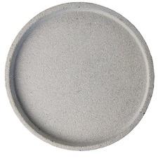 Jason Concrete Round Tray