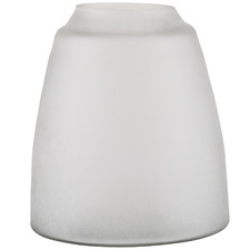 Frost Japhira Tapered Glass Vase