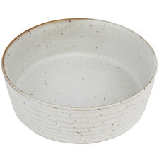 Large Seagrass Amity Speckle Ceramic Bowl
