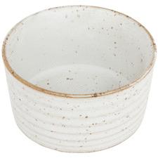 Small Seagrass Amity Speckle Ceramic Bowl