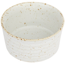 Small Snow Amity Speckle Ceramic Bowl