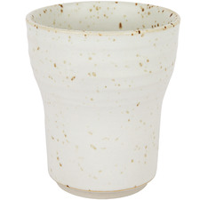 Snow Amity Speckle Ceramic Mug