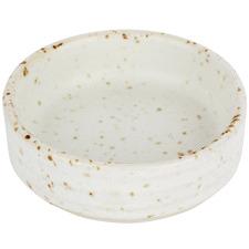 Small Snow Amity Speckle Ceramic Dish