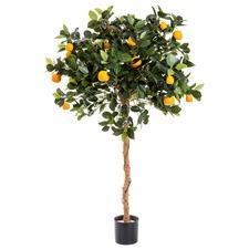 90cm Golden Orange Tree
