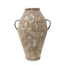 Rustic Lisbon Tin Urn