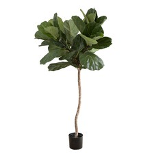 120cm Artificial Fiddle Leaf Tree