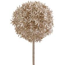 Metallic Allium Stems (Set of 6)