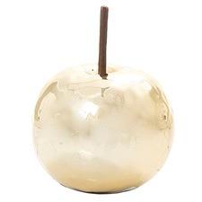 Golden Apple Ornament (Set of 6)