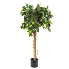 120cm Faux Ficus Ball Tree