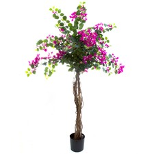 160cm Faux Bougainvillea Tree