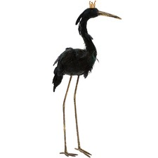Black Flemidni Flamingo Decor