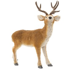 56cm Dasher Standing Reindeer Table Ornament