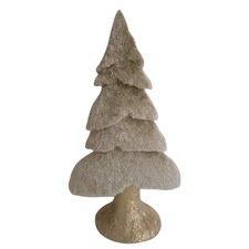 Champagne Table Christmas Tree