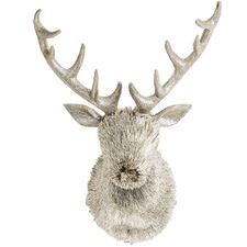 Champagne Dasher Reindeer Wall Decor