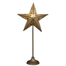 Tiffany Star Table Lamp