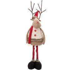 Giant Soft Prancer Reindeer Ornament