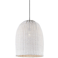 Bowerbird Rattan Pendant Light