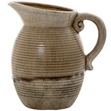 Brown Terra Ceramic Decorative Jug