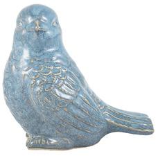 Large Ceramic Bird Ornament