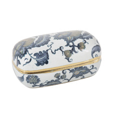 Royal Porcelain Trinket Box
