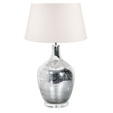 Large Fortuna Glass Table Lamp Base