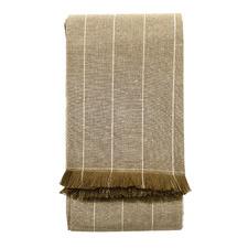 Wild Stripe Cotton Tablecloth