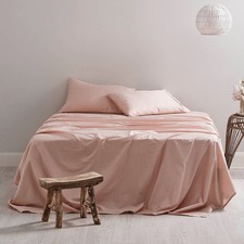 300TC Dusty Rose Sheet Set
