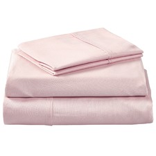 Blush 1000TC Cotton Sheet Set