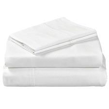 White 1000TC Cotton Sheet Set