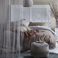 Frayed Edge Linen & Cotton Quilt Cover Set