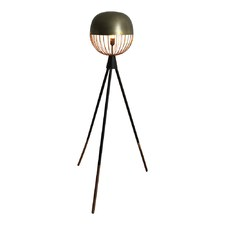 Jamie Durie Gold Sputnik Floor Lamp