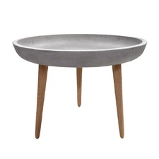 Jamie Durie Aspen Round Side Table Large