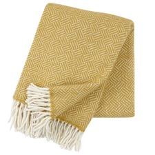 Samba Yellow Blanket