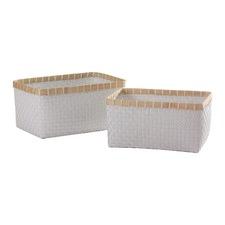 Flinders Storage Baskets (Set of 2)