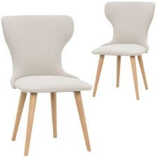 Augusta Upholstered Dining Chair (Set of 2)