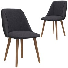 Hunter Upholstered Dining Chairs (Set of 2)