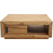 Samson Teak Wood Coffee Table