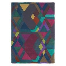 Multi Coloured Ted Baker Mosaic Rug
