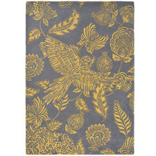 Yellow Loran Wool & Viscose Rug