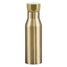 425ml Gold Stainless Steel Water Bottle