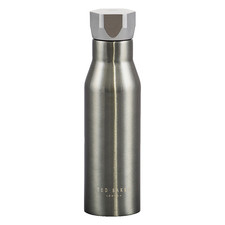 425ml Gunmetal Stainless Steel Water Bottle