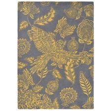 Yellow Loran Hand-Tufted Rug